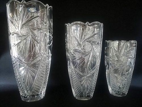 گلدان خورشیدی کریستال لایت