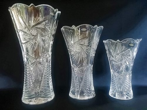 گلدان کریستال لایت خورشیدی