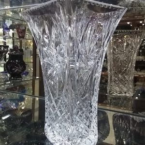 گلدان کریستال خورشیدی